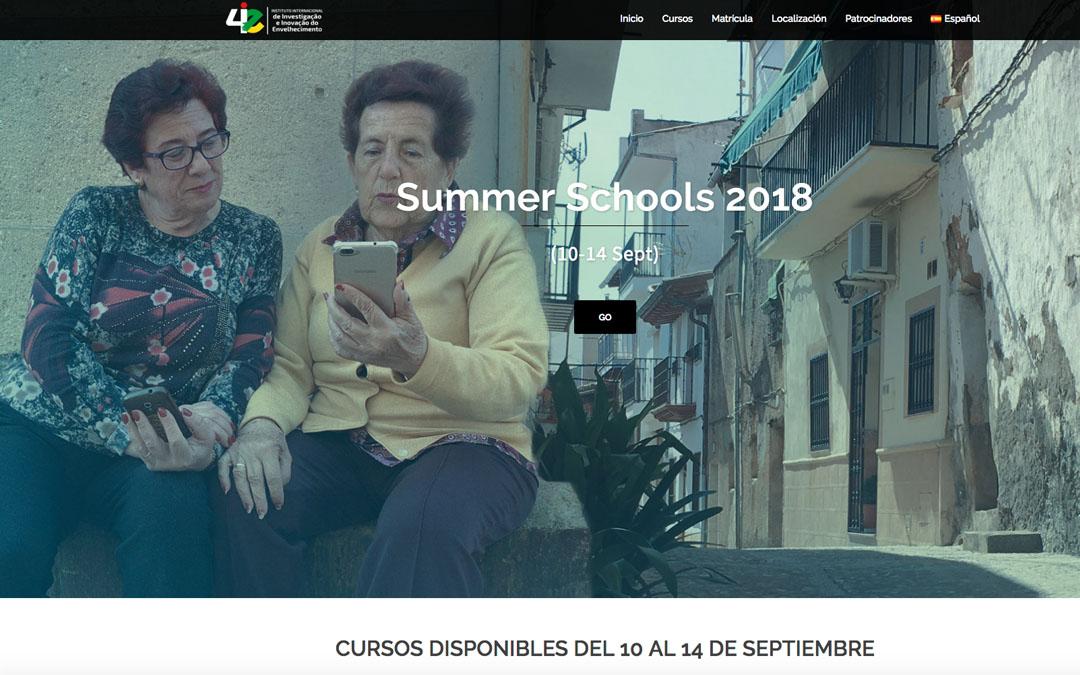 Los cursos de verano organizados por 4IE ya tienen web