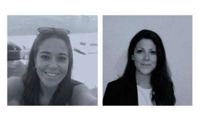 Dos nuevas investigadoras se incorporan al equipo 4IE