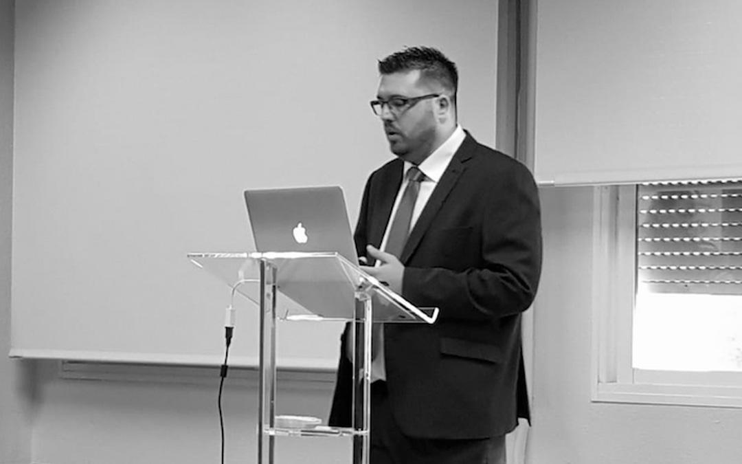 Enrique Moguel, nuevo doctor en Tecnologías Informáticas por la UEX
