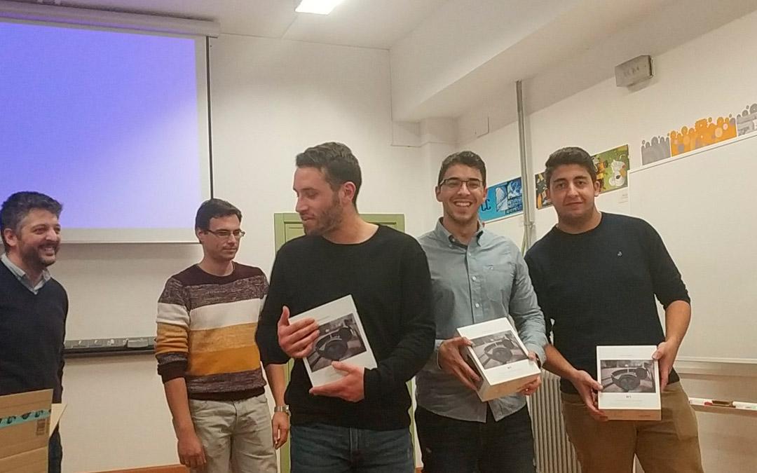 Premios Concurso 4IE