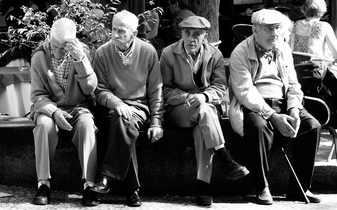 Envejecimiento social