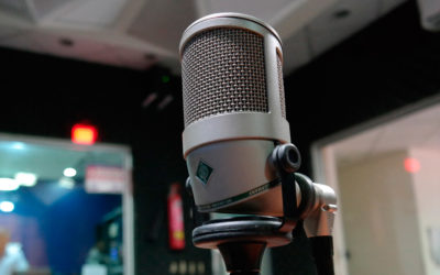 El proyecto 4ie en la radio