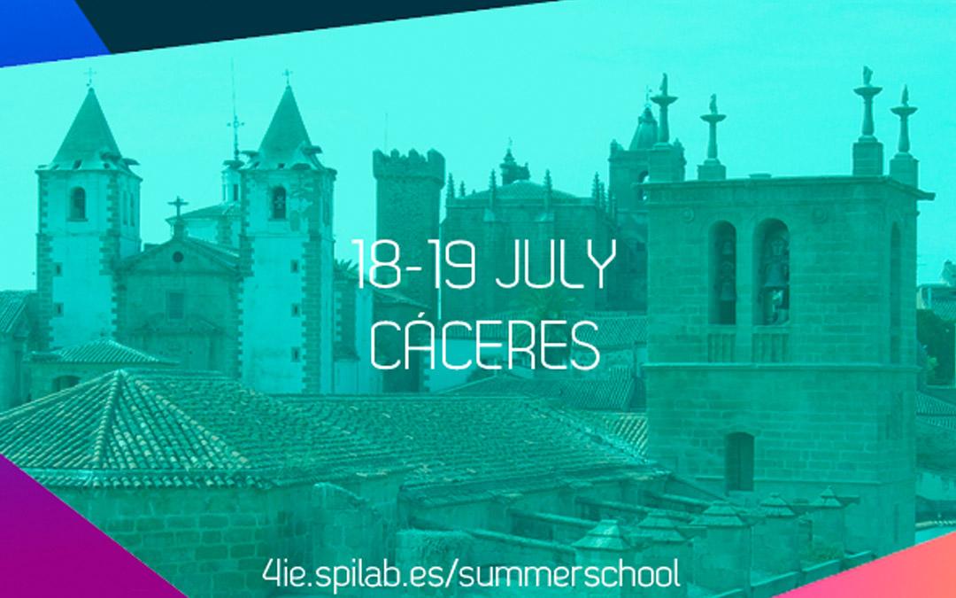 Charla principal del Summer School
