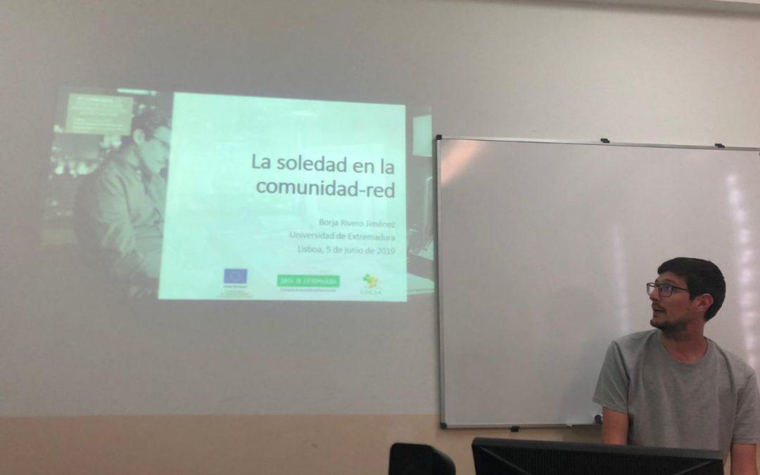 4IE en el VII Congreso de la Asociación Portuguesa de Antropología