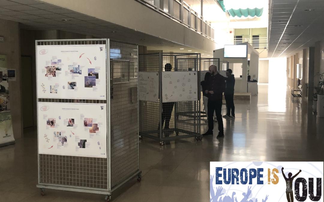 4IE y 4IE+ en el día de la Cooperación Europea