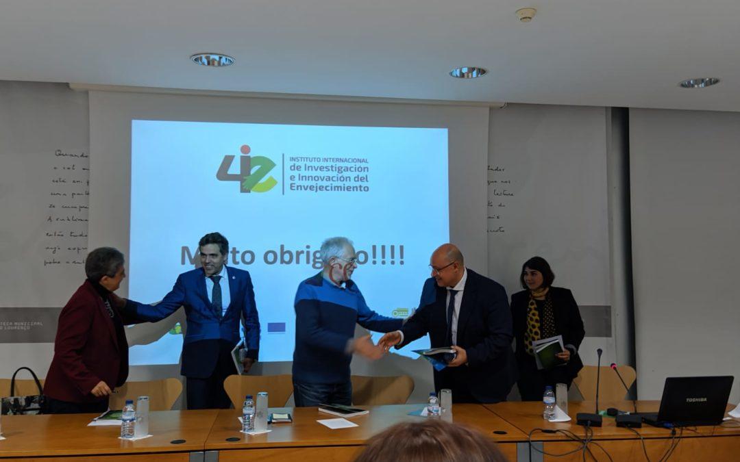 El Centro de Estudios Ibéricos premia el Proyecto 4IE