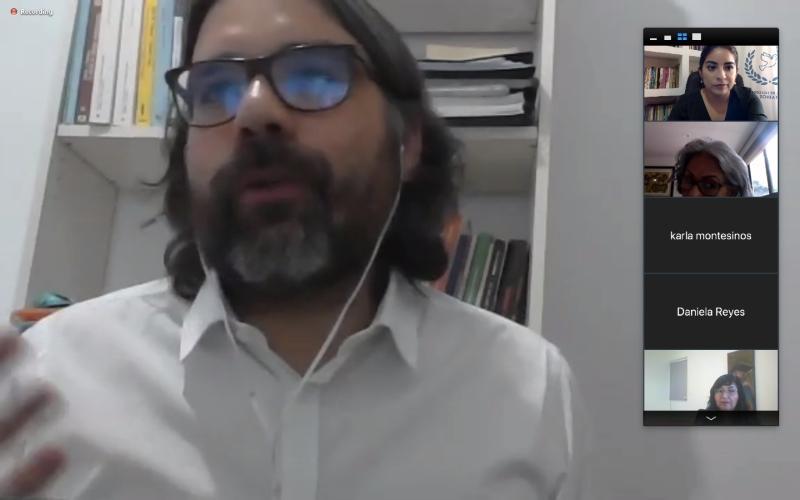 Luís López Lago imparte masterclass en La Ubajo (México)
