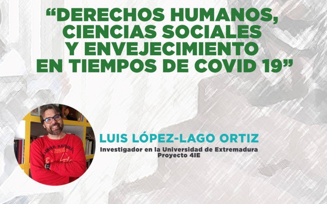 «Derechos humanos, ciencias sociales y envejecimiento en tiempos de COVID-19»