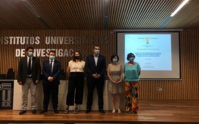 Cristina Franco y su tesis Cum Laude