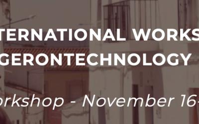 Abiertas las inscripciones para el «III International Workshop on Gerontechnology»