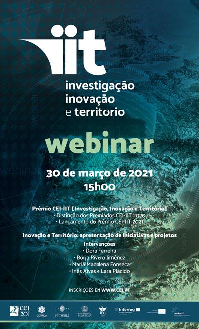 Webinar «Innovación y territorio»