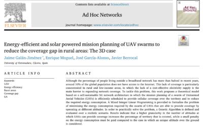 Drones y 5G: una oportunidad para las zonas rurales aisladas
