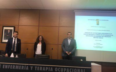 Esperanza Santano Mogena, nueva doctora cum laude