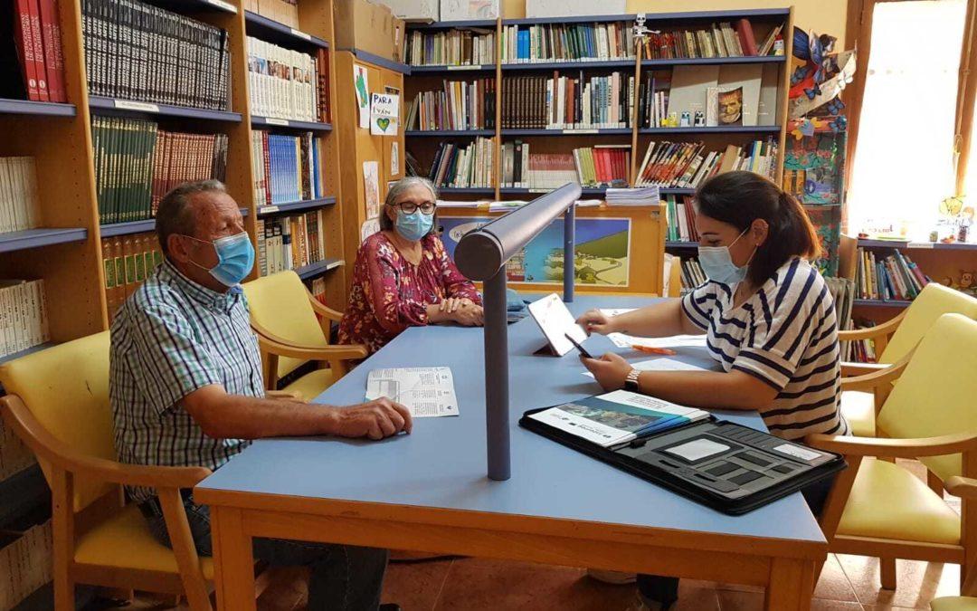 Ultimando los trabajos de campo: más de 300 entrevistas para entender la relación de los ancianos con la tecnología