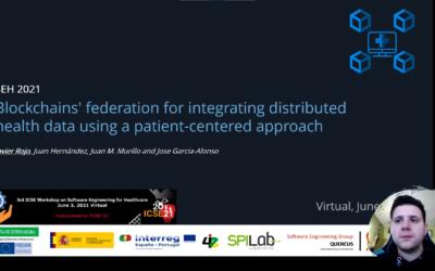 Medicina y blockchain en el «III ICSE Workshop on Software Engineering for Healthcare»