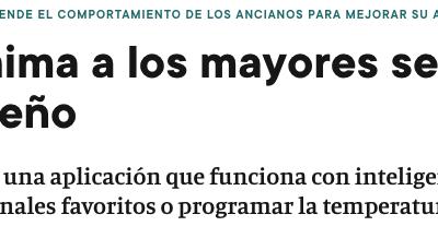 El Proyecto 4IE+ en los medios: el Periódico de Extremadura